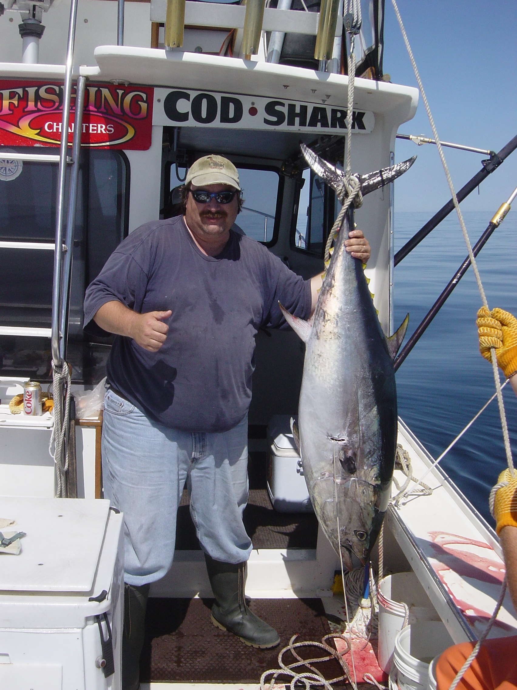 55 in Bluefin Tuna