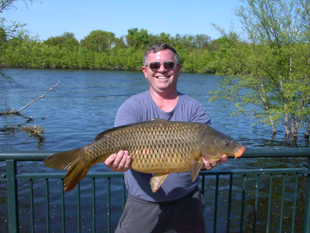 Carp fishing in north america for Carp fishing gear