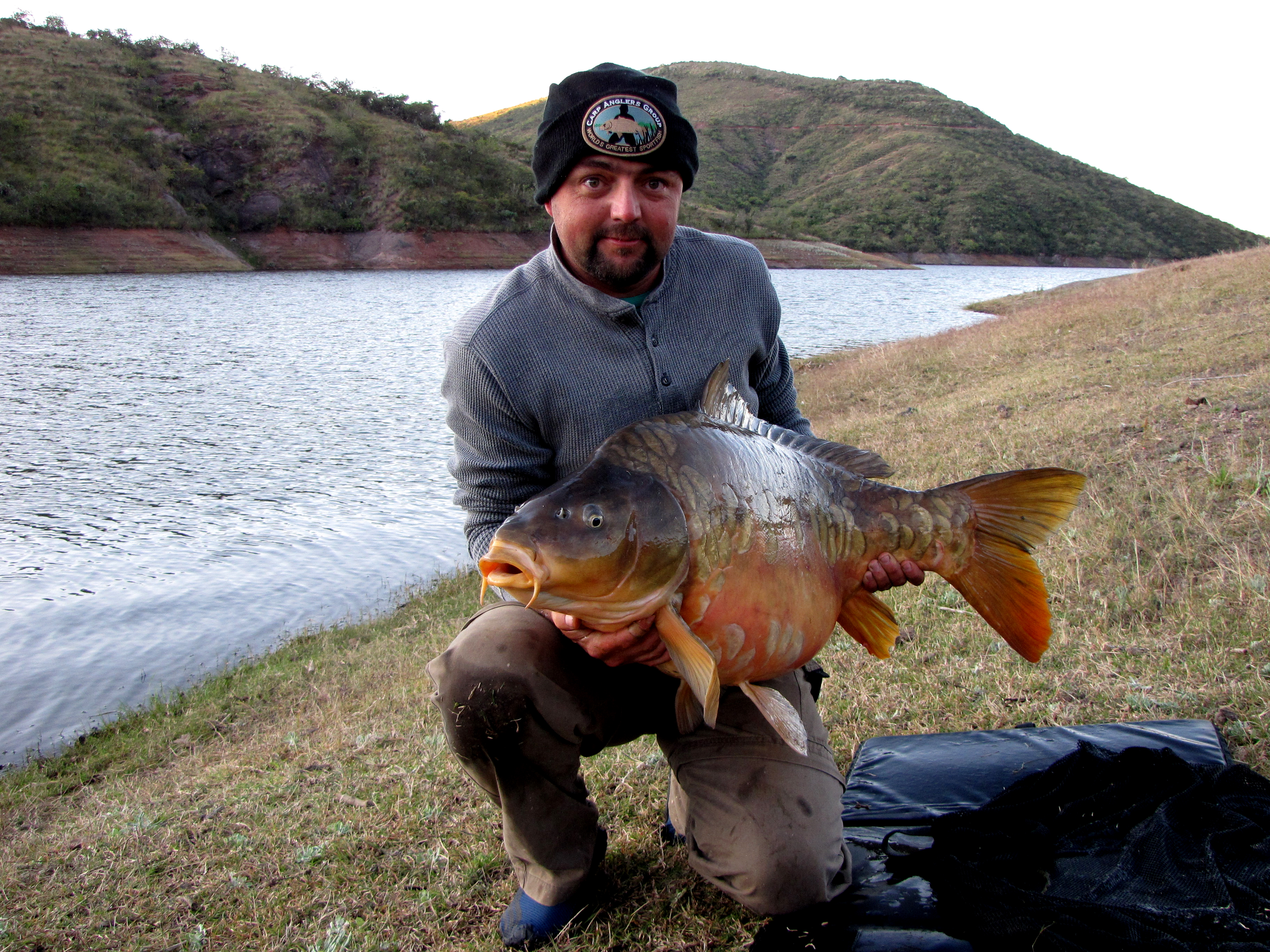 Carp fishing in north america for Fishing for carp