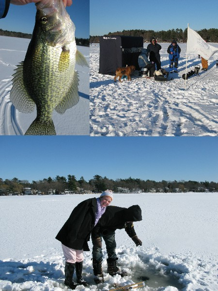 Rocklandnews bitemebaitco ice fishing extravaganza for Ice fishing extravaganza